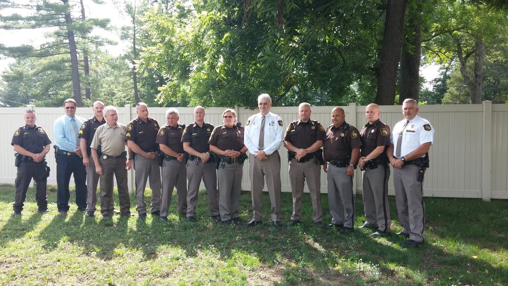 Lake County-Michigan > Public Safety > Sheriff's Office